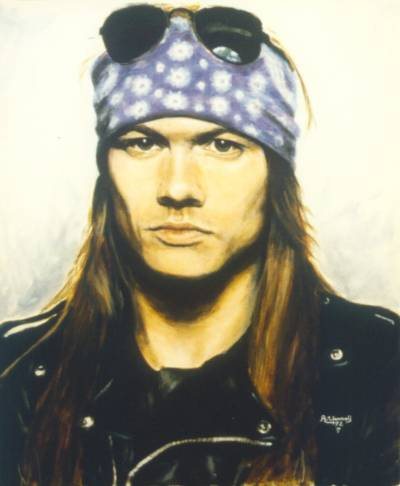 Foto Artis on Foto Picture W  Axl Rose   William Bruce Rose  Jr   Hollywood Photos
